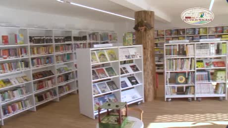 Neue Bibliothek in Deutsch Wagram