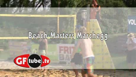 BeachVolleyball-Master Marchegg